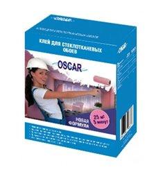 Клей для стеклохолста, стеклообоев Оскар сухой, 400г