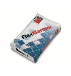Baumit FlexMarmor клей для мрамора и мозаики Баумит Флекс Мармор белый, 25 кг
