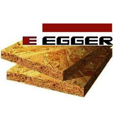ОСБ-3 плита Еггер вологостійка 8 мм * 1,25 м х 2,5 м Egger Румунія