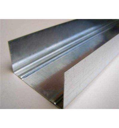 Профиль для гипсокартона Ultrastill UW 100 3м (0,60 мм)
