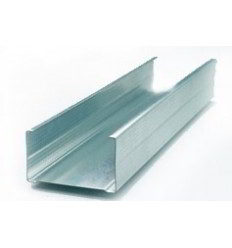 Профіль для гіпсокартону CW 100 3м (0,45 мм)