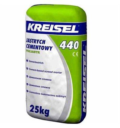 КРАЙЗЕЛЬ 440 цементная стяжка Kreisel 440, 25кг