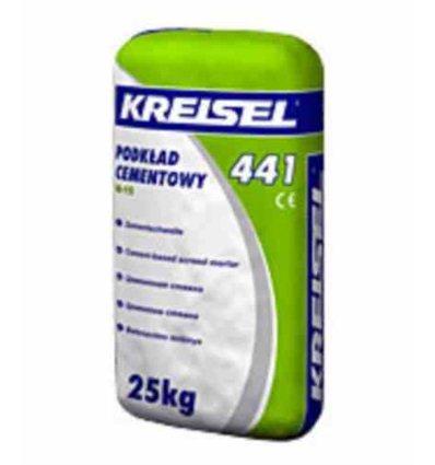 КРАЙЗЕЛЬ 441 цементная стяжка Kreisel 441, 25кг