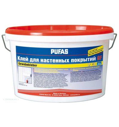 PUFAS клей для обоев и стеклохолста,10кг