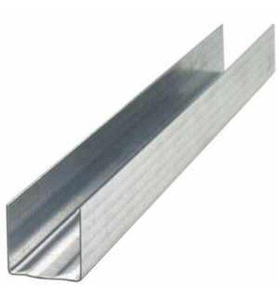 Профиль для гипсокартона UD 27 4м (0,55 мм)