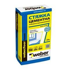 Стяжка Ветонит Weber floor base, 25 кг