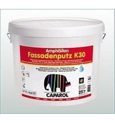 Декоративная штукатурка Amphisilan-Fassadenputz K 30 world Transparent. Размер зерна 3,0