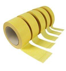 Лента малярная Премиум 48мм жёлтая, 20 м
