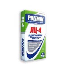Самовыравнивающийся пол Полимин ЛЦ-4, 25кг