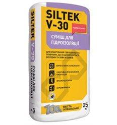 Гидроизоляция Cилтек V-30, 25кг
