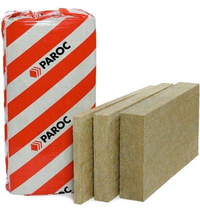 Базальтовая вата Парок UNS 37 пл.28 кг/м3 100мм 1,22х0,61м