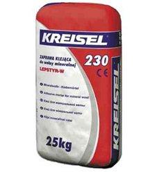 Клей Крайзель 230 для минеральной ваты, 25кг