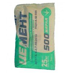 Цемент ПЦ II/А-Ш-500 Балаклея, 25кг