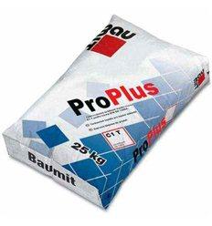 Baumit ProPlus клей для плитки Баумит ПроПлюс усиленный , 25кг