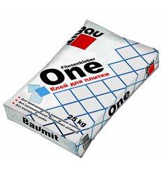 Baumit ONE клей для плитки Баумит Ван, 25 кг