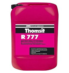 Грунтовка дисперсионная Ceresit (Thomsit) R 777, 10кг