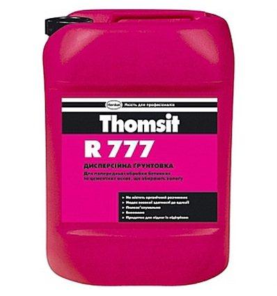 Грунтовка дисперсионная Thomsit R 777, 10кг