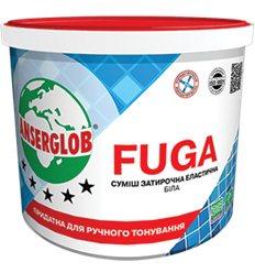Затирка для швів Ансерглоб Фуга (біла), 3 кг