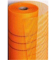 Сетка штукатурная пл.145г/м2 яч.5х5 (оранжевая) Украина, 50м2