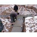 Сухой бетон Р1 М100 (зима) БСГ В7,5 Р1 F50