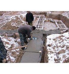 Сухой бетон Р1 М150 (зима) БСГ В12,5 Р1 F50