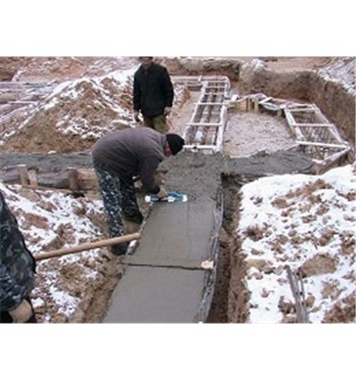 Сухой бетон Р1 М200 (зима)