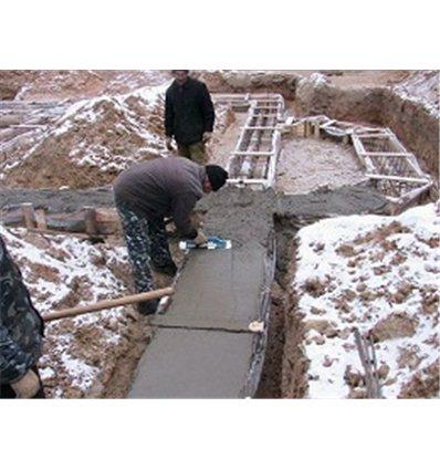 Сухой бетон Р1 М400 (зима)