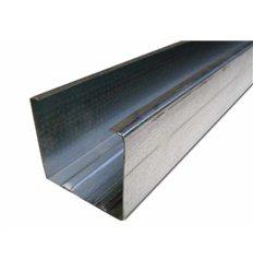 Профіль для гіпсокартону CW 75 3м (0,45 мм) ГОСТ