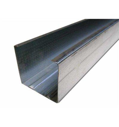 Профиль для гипсокартона CW 75 3м (0,45 мм)