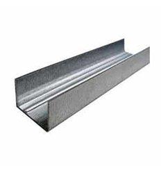Профиль для гипсокартона UW 75 4м (0,45 мм) ГОСТ
