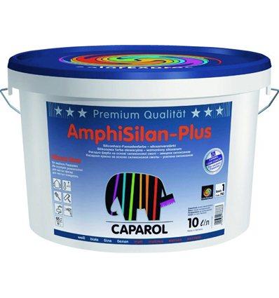 Краска силиконовая Капарол AmphiSilan-Plus B3, 9,4 л