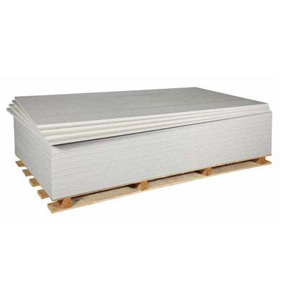 Гипсокартон РИГИПС стеновой 12,5 мм х 1200 х 2500 Rigips
