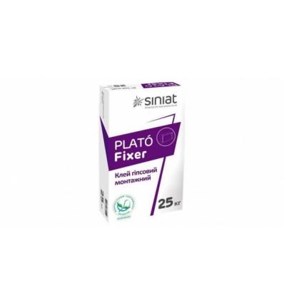 02c66036576f6b PLATO Fixer монтажный клей для гипсокартона, 25кг Киев, лучшая цена...