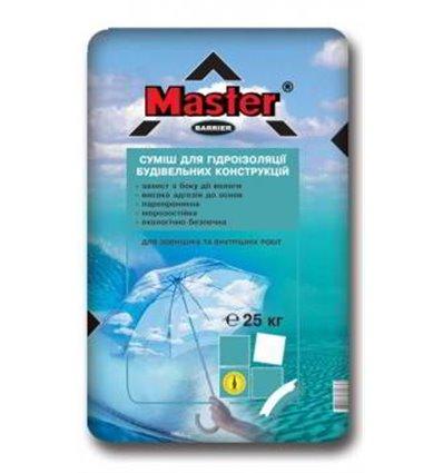 Мастер Барьер гидроизоляция, 25кг