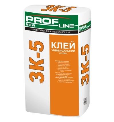 """Профлайн ЗК-5 """"Супер"""" универсальный клей для теплоизоляции, 25 кг"""