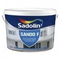 Фасадная акриловая краска SADOLIN SANDO F (Садолин Сандо Ф), 10л