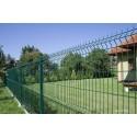 Забор Заграда Эко Стандарт секция оцинковка + полимер яч. 50х200мм, 2 х 2,5м