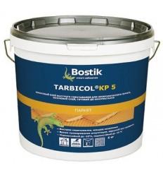 Клей вініловий Bostik Tarbicol KP5 для необробленість паркету, 20кг