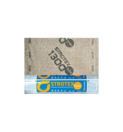 Супердиффузионная мембрана Strotex 1300 Basic 115пл. 75м2