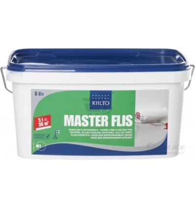 Клей для обоев KIILTO Master Flis 5 л