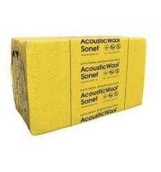 Acoustic Wool Sonet акустическая базальтовая вата 1000х600х50мм, уп.- 6м2