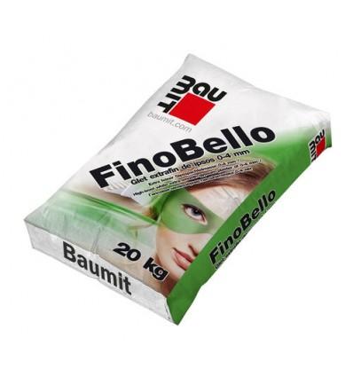 Шпаклевка Baumit FinoBello финишная, тонкослойная