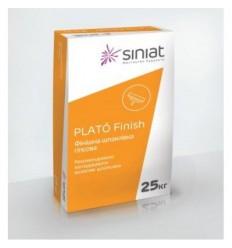PLATO Finish фінішна гіпсова шпаклівка Плато Фініш, 25кг