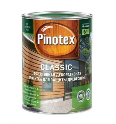 Pinotex CLASSIC, антисептик с декоративным эффектом