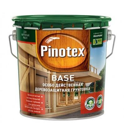 PINOTEX BASE - глубокопроникающая антисептическая грунтовка