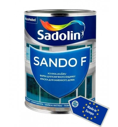SADOLIN SANDO F (САДОЛИН САНДО Ф) - краска для фасада