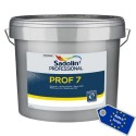 SADOLIN PROF 7 (Садолін Проф 7) матова латексна фарба, 10л