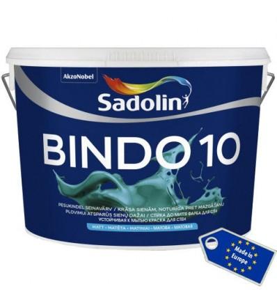 SADOLIN BINDO 10 (САДОЛИН БИНДО 10) - Матовая краска