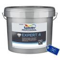 SADOLIN EXPERT 4 (Садолін Експерт 4) BW миюча фарба для стін, 10л