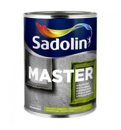 Краска для металла Sadolin MASTER 30, 90 - Sadolin